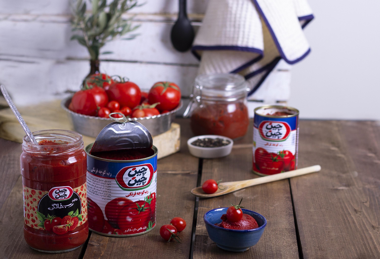 مصرف گوجه فرنگی