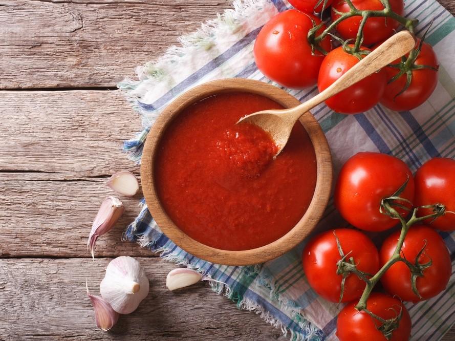 نگهداری رب گوجه فرنگی
